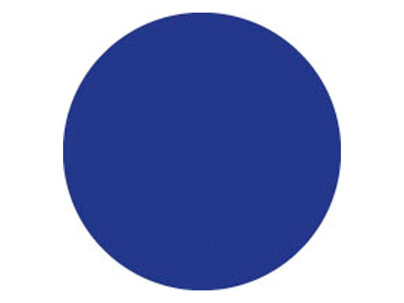 Filter rola 119, tamno plava, 1,22 m x 0,53 m - Showtec
