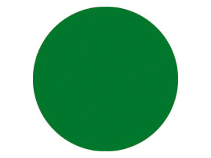 Filter rola 139, primarna zelena, visokotemperaturna, 61x53 cm - Showtec
