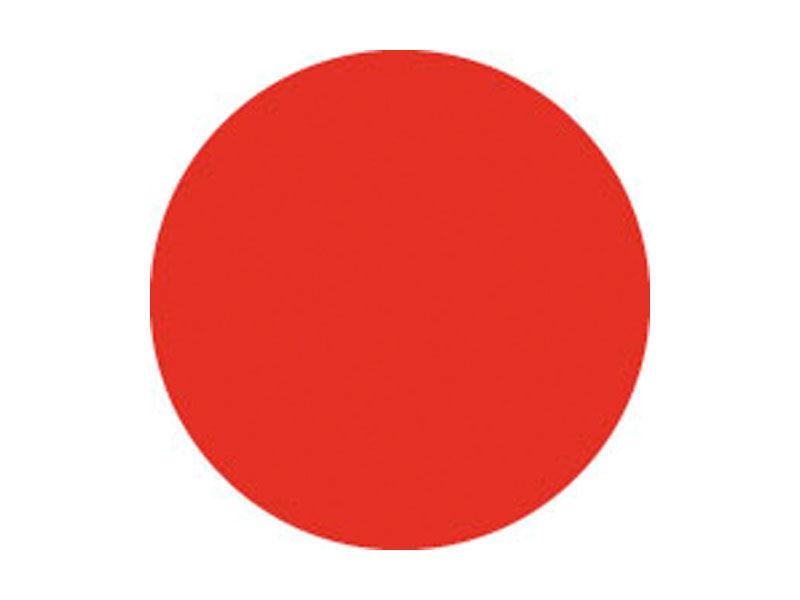 Filter rola 164, plameno crvena, 1,22 m x 0,53 m - Showtec