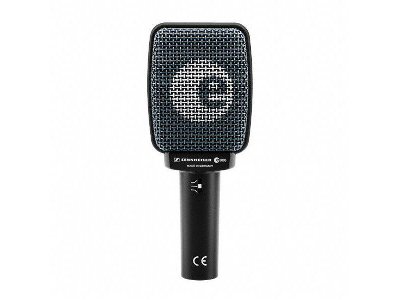 Mikrofon, žični, dinamički, E 906, s prekidačem - Sennheiser