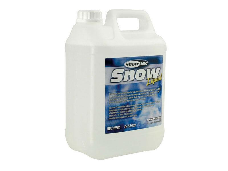Snow/Foam koncentrat za snijeg ili pjenu, (1 litra koncentrata na 9 litara vode), 5 L - Showtec