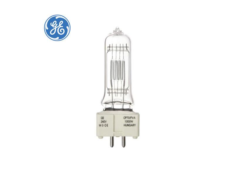 Žarulja GX9.5, 230 V, 1000 W, CP70 - GE