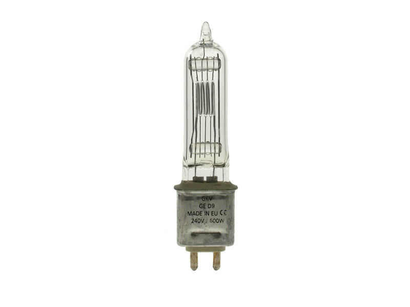 GKV 600 W 230 V G9 5 250h 3200K žarulja GE