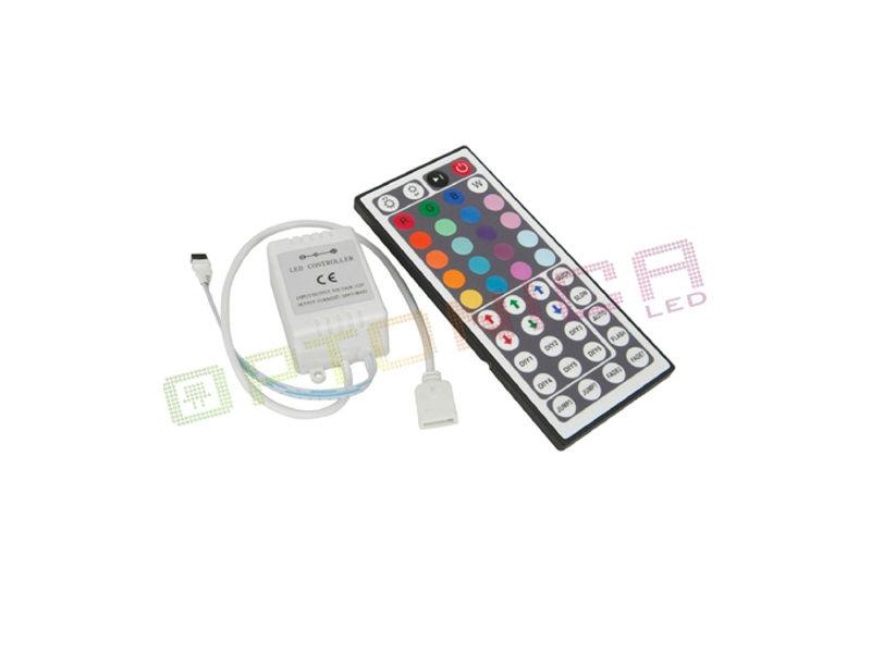Kontroler za LED traku, 12 V/72 W, 44 tipke - Optonica