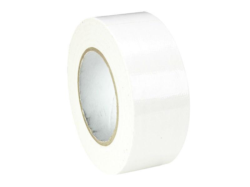 Ljepljiva traka za binu, bijela, 50 mm x 50 m, Gaffer - Adam Hall