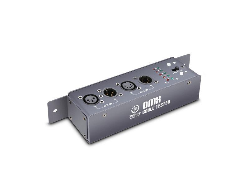 Tester, za DMX 3-pin i 5-pin, XLR 3-pin - Palmer