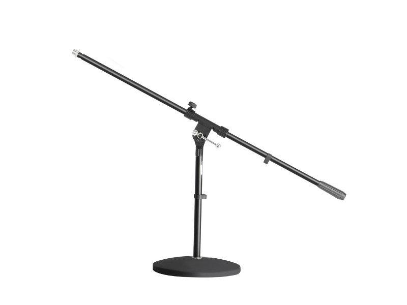 Stalak za mikrofon s okruglom bazom - Adam Hall