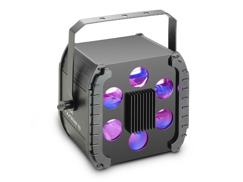 LED efekt, cvijet, 32 W, RGBW, highpower LED, 4u1 - Cameo