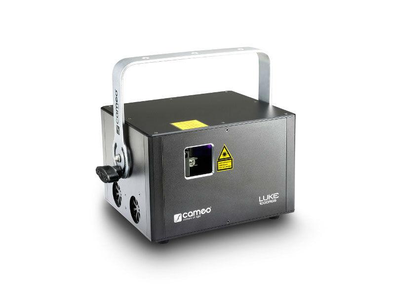 Laser, LUKE 1000 RGB, 1000mW, RGB - Cameo