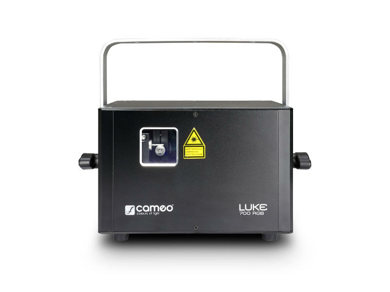Laser, LUKE 700 RGB, 700mW, RGB - Cameo