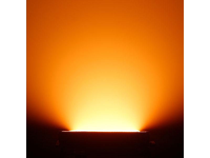 THUNDER WASH 600RGB, 3u1, strobe, blinder i wash, 648 x 0.2 W, RGB - Cameo