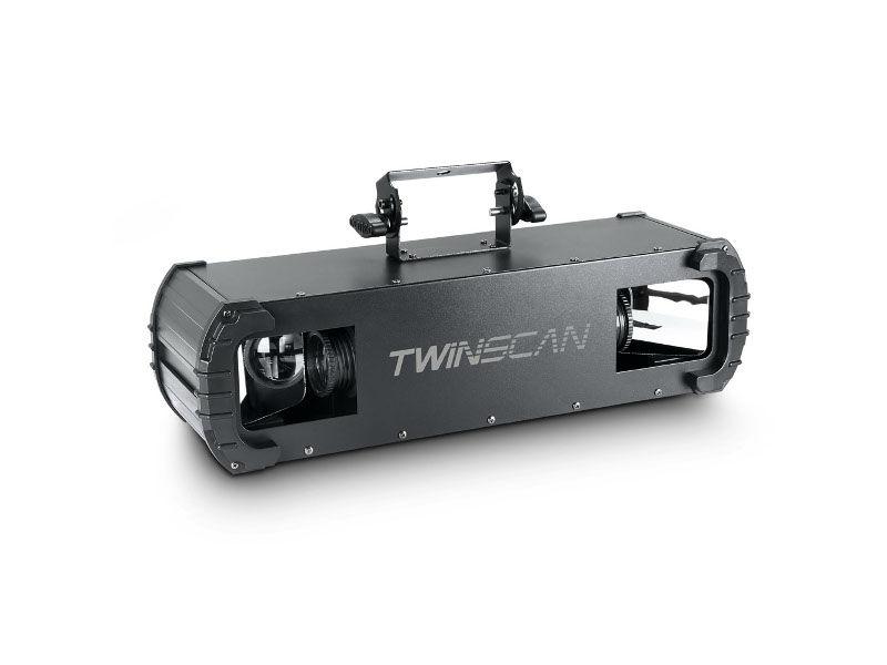 Led efekt TWINSCAN, dvostrani gobo scanner, 10 W - Cameo