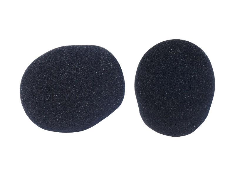 Spužvica, crna, za mikrofon 60x34x74 mm