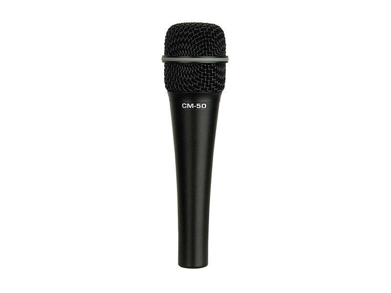 Mikrofon CM-50, žični, kondenzatorski, širokopojasni, vokalni i za instrumente - DAP