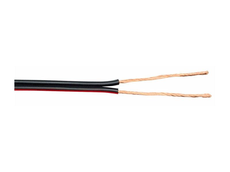 Kabel, zvučnički, SPE-215 crveno crni, 2x1,5 mm - DAP