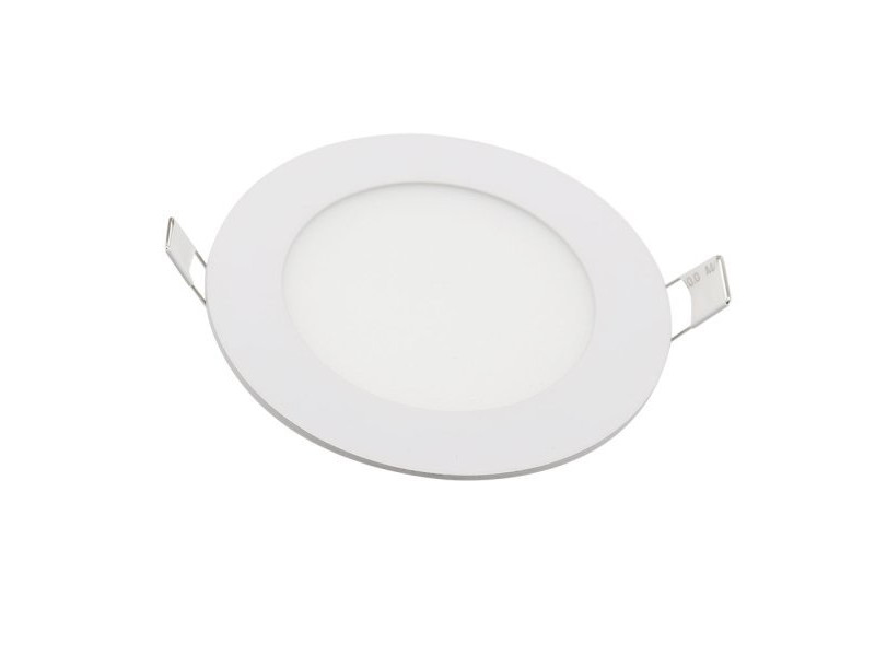 LED lampa, ugradbena, 1x1 W, 60°, hladna bijela, IP20 - Optonica