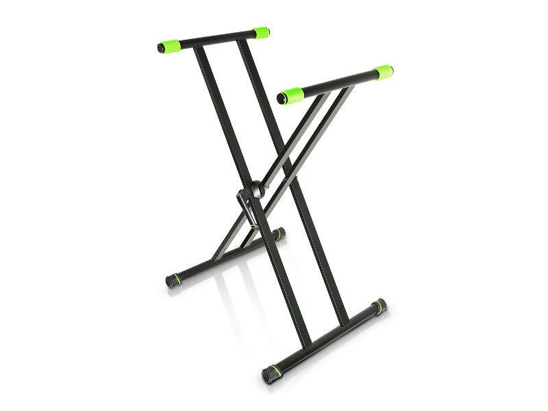 Stalak, za klavijature, X forma, dvostruke noge - Gravity