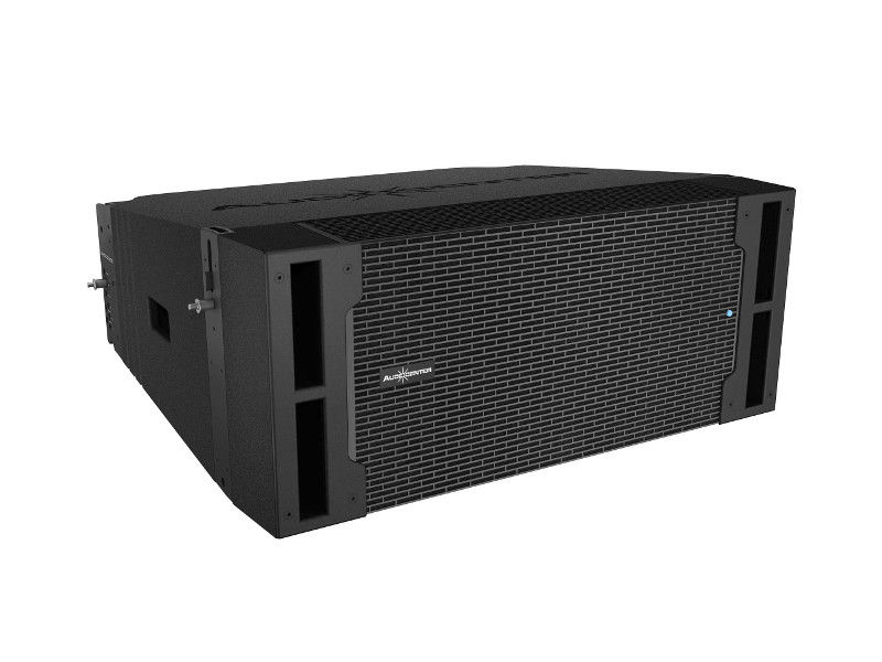 "Zvučna kutija, K-LA210-DSP, 10"", 1600 W RMS, aktivna, Line Array, 2 way, DSP - Audiocenter"