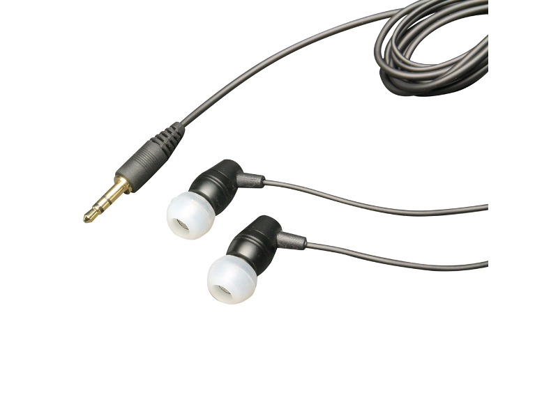 Slušalice IEHP1, za In-ear monitoring, crne - LD Systems