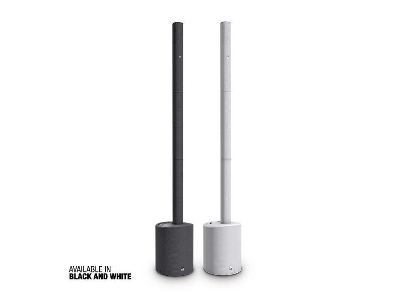 Razglasni sistem MAUI 5 W, aktivni, prijenosni, 200 W RMS, bijeli  - LD Systems