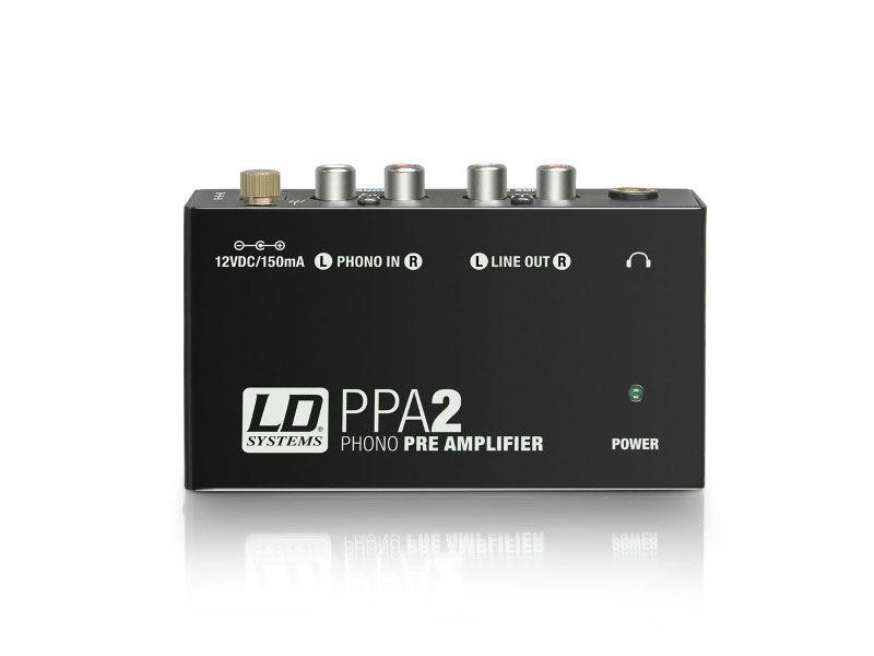 Phono predpojačalo i ekvilajzer - LD Systems