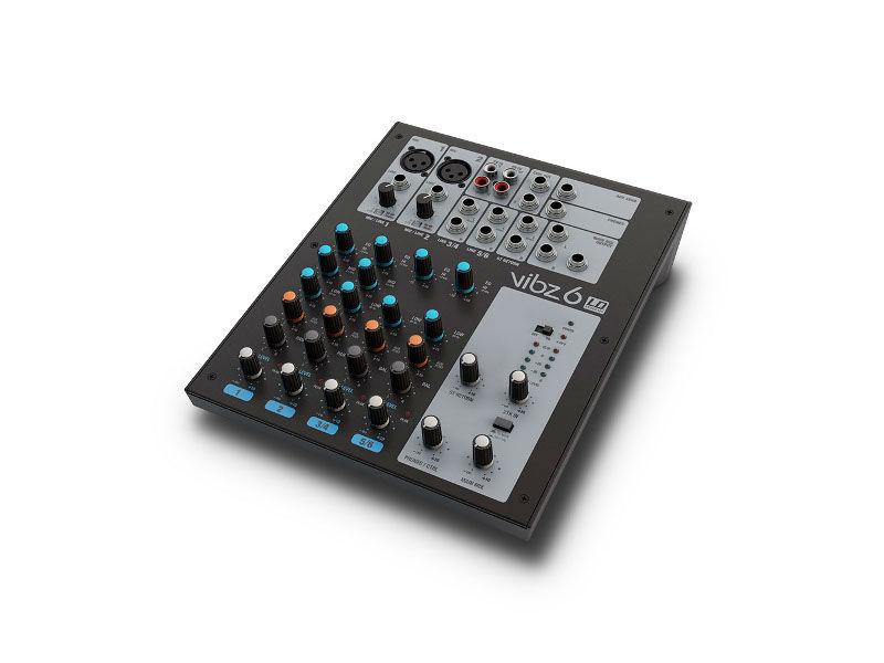 Mikseta, 6 kanala, VIBZ6 - LD Systems