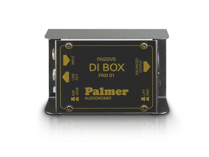 DI Box PAN01, pasivni - Palmer
