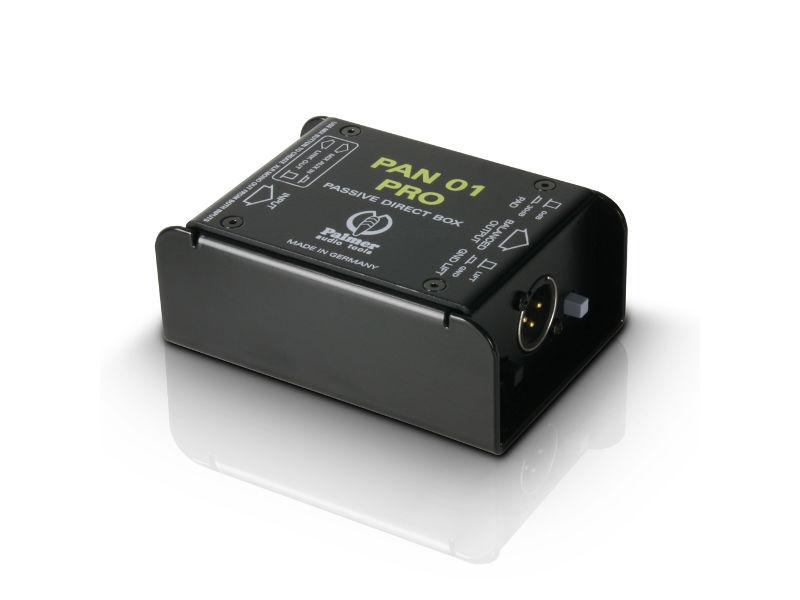DI Box PAN01PRO, profesionalni, pasivni - Palmer