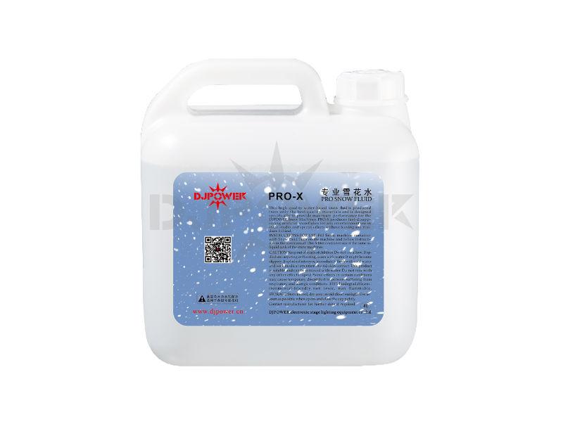 Tekućina za snijeg, PRO-X, 4L - Dj Power - AKCIJA