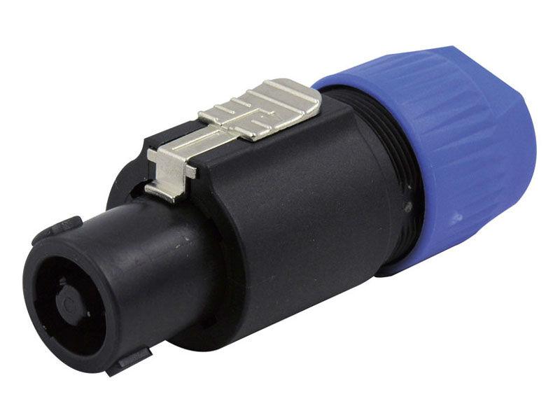 Konektor, za kabel, speakon, NL-4FC, 4-polni - Neutrik