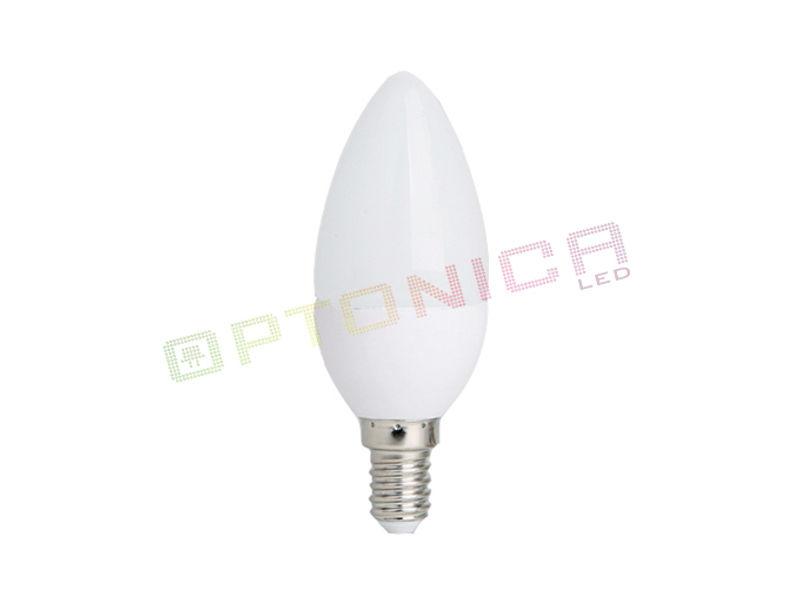 LED ŽARULJA E14 6W 220V hladno bijela - Optonica