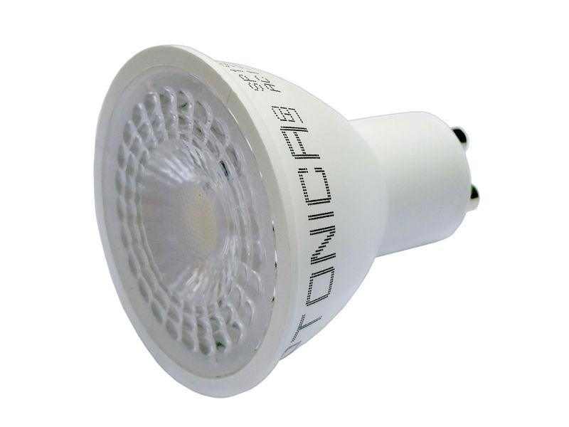 LED žarulja, GU10, 7 W, 38°, SMD, prirodna bijela - Optonica