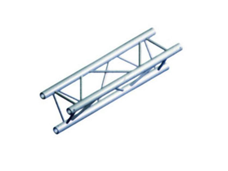 Alu konstrukcija, trokutasta, ravna, 1m, 29cm, 2mm + spajalice - MILOŠ - AKCIJA
