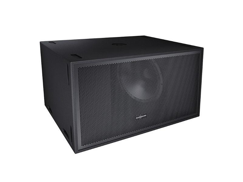 "Zvučna kutija, double, 18"", 2400 W RMS, pasivna, subwoofer - Audiocenter"