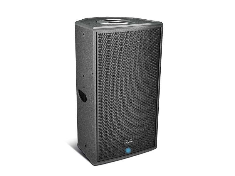 """Zvučna kutija, 15"""", 1200 W RMS, aktivna, DSP, 2 way  - Audiocenter"""