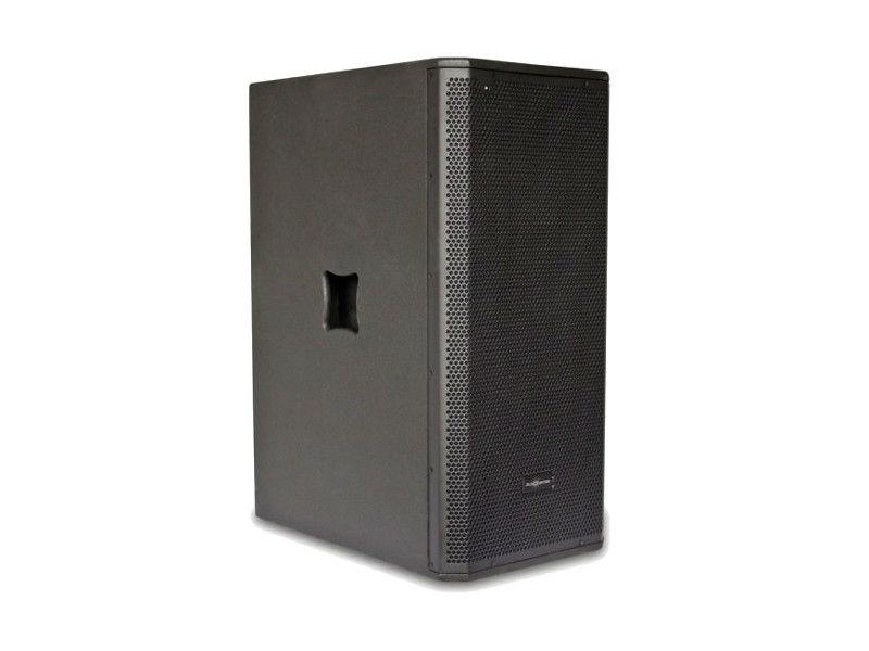 "Zvučna kutija, dual, 12"", 1800 W, DSP Active, subwoofer - Audiocenter"