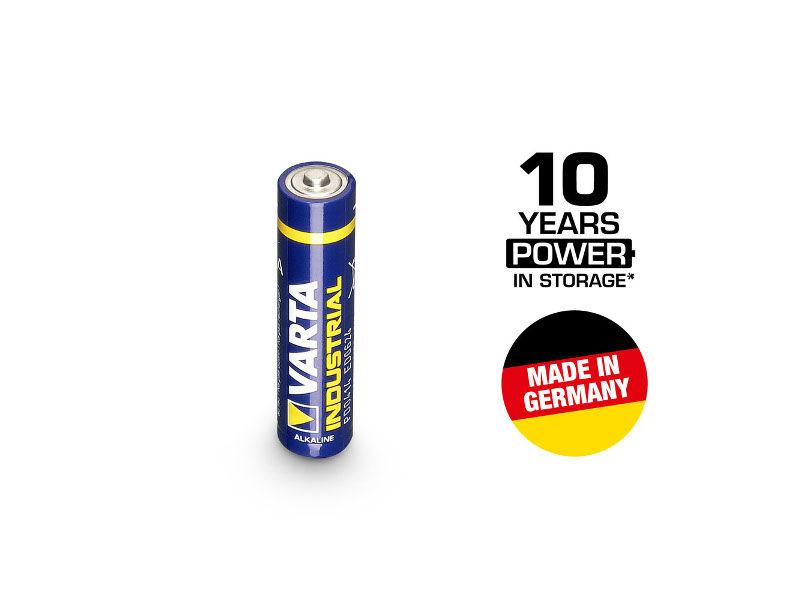Baterija, VARTA, 1,5V, Mignon AA - Adam hall