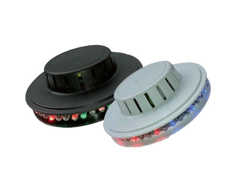 LED efekt, UFO, crni