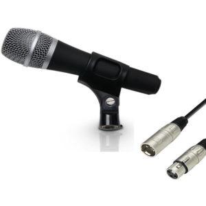 Žični mikrofoni