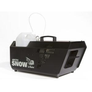 Mašine za snijeg i pjenu