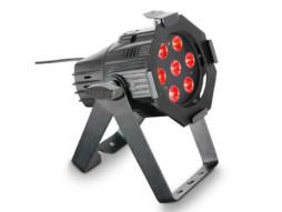 LED Studio mini PAR, 7x8W, RGBW – Cameo