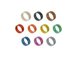 Prsten za konektore, plavi – Neutrik