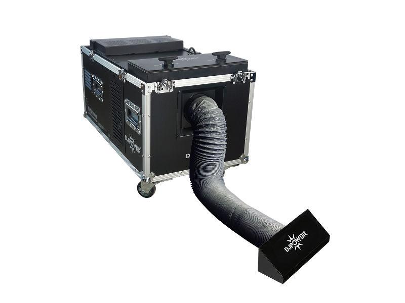 Dimilica, niski dim, X-SW2000, kombinirano,Voda i tekućina – Dj Power