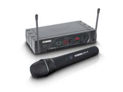 Mikrofonski set WSECO16HHDB5, bežični, ručni, 16 kanala, 584-607 MHz – LD Systems
