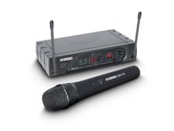 Mikrofonski set WSECO16HHDB5, bežični, ručni, 16 kanala, 655-679 MHz – LD Systems