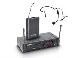 Mikrofonski set WSECO16BPHB6, bežični, naglavni, 16 kanala, 655-679 MHz – LD Systems