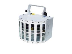 Multi-Derby efekt LED RGBW