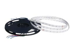 LED traka SMD5050, 60 ledica/m, 24 V, 14,4 W/m, RGB, IP65 – Meanwell