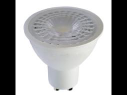 LED žarulja GU10 7W/175-265V 38° SMD 2700K topla bijela – Optonica