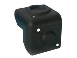 Kutnik plastični, za kabinete, crni, 55 x 53mm – Adam Hall